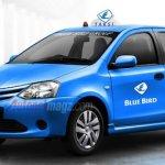 Toyota Etios Taxi render