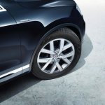 VW Touareg Edition X 19-inch alloy wheels