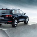 VW Touareg Edition X rear