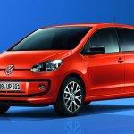 Volkswagen groove up! front