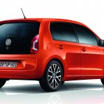 Volkswagen groove up! rear