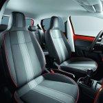 Volkswagen groove up! seats