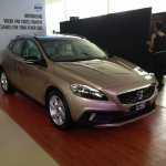 Volvo V40 Cross Country enters India