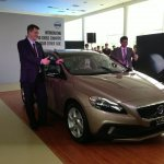 Volvo V40 Cross Country launched in India
