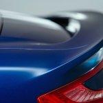 boot spoiler of the Aston Martin Vanquish Volante