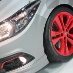 chevrolet onix rs wheel Buenos Aires Motor Show