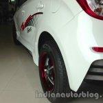 i20 rear bumper