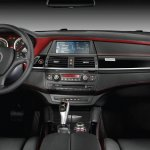 2013 BMW X6 M Design Edition interior