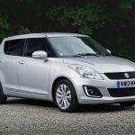 2013 Maruti Suzuki Swift facelift front