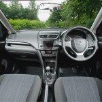 2013 Maruti Suzuki Swift facelift interiors