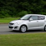 2013 Maruti Suzuki Swift facelift side