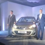 2013 Nissan Micra launched in India