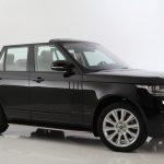 2013 Range Rover Newport Convertible