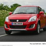 2013 Suzuki Swift 4x4