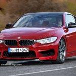 2014 BMW M4 rendering