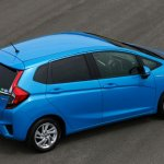2014-Honda-Jazz-Fit-Hybrid-rear-three-quarters-02