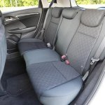 2014 Honda Jazz Fit rear seat space