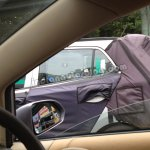 2014 Hyundai i10 spied in India rear door