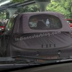 2014 Hyundai i10 spied in India