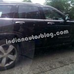 2014 Jeep Grand Cherokee spied in India side