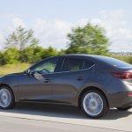 2014 Mazda3 Sedan rear
