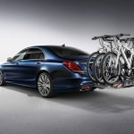 2014 Mercedes Benz S Class Accessories cycle stand