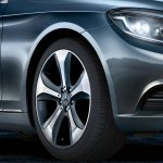2014 Mercedes Benz S Class Accessories forged wheel