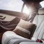 2014 Mercedes Benz S Class Accessories pillows