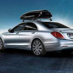 2014 Mercedes Benz S Class Accessories roof box