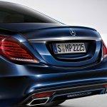 2014 Mercedes Benz S Class Accessories spoiler
