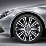 2014 Mercedes Benz S Class Accessories wheel