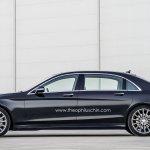 2014 Mercedes Benz S Class EWB Pullman