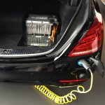 2014 Mercedes Benz S Class Plug in Hybrid battery