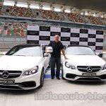 2014 Mercedes E 63 AMG India