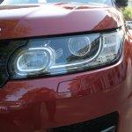 2014 Range Rover Sport headlamp