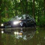 2014 Range Rover Sport off-roading
