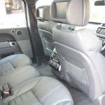 2014 Range Rover Sport rear legroom