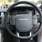 2014 Range Rover Sport steering wheel