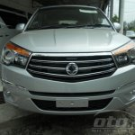 2014 Ssangyong Stavic spotted in Malaysia - Front