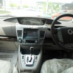 2014 Ssangyong Stavic spotted in Malaysia -dashboard