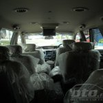 2014 Ssangyong Stavic spotted in Malaysia - interior