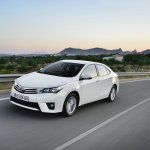 2014 Toyota Corolla European specification (12)