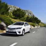 2014 Toyota Corolla European specification (18)
