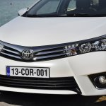 2014 Toyota Corolla European specification (2)
