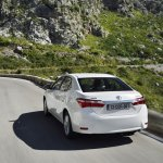 2014 Toyota Corolla European specification (30)
