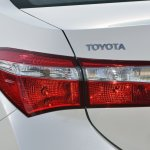 2014 Toyota Corolla European specification (4)