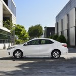 2014 Toyota Corolla European specification side