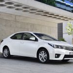 2014 Toyota Corolla European specification (41)