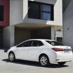 2014 Toyota Corolla European specification (42)