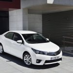 2014 Toyota Corolla European specification (43)